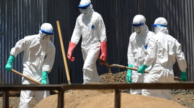 US diplomat travels to Ebola-hit West Africa
