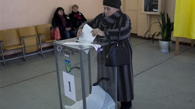 Ukraine vote: A view from the war-torn east