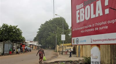 UN Ebola effort faces 'information challenge'