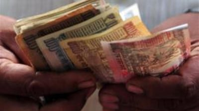 India hunts for 'black money' kept abroad