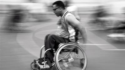 In Pictures: Paralympics in Palestine