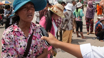 Cambodia's bribe-seeking press corps