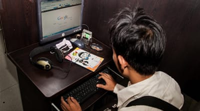 Controlling the internet China style