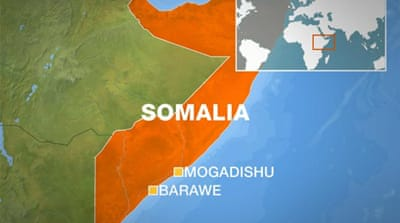 'Al-Shabab journalist' returned to Somalia