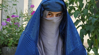 Afghan women's daily battle against abuse
