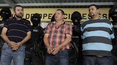 Honduras arrests alleged drug cartel leaders