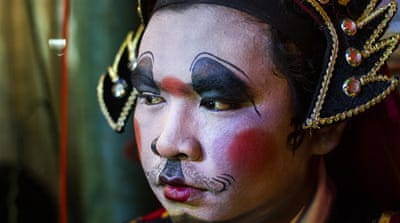 In Pictures: Chinese opera hits a high note