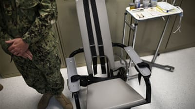 It is the first time since prisoners arrived at Guantanamo nearly that a federal judge has heard such testimony [AP]