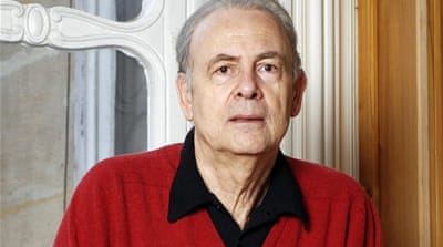 Jewishness, the Nazi occupation and loss of identity are recurrent themes in Modiano's novels [Reuters]