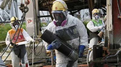 Freezing out Fukushima's radioactive water