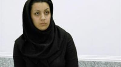 The execution of 26-year-old Reyhaneh Jabbari in Iran has prompted international condemnation [AFP]