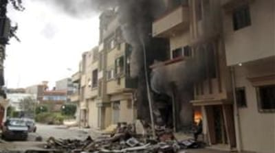 Almost 200 people have been killed during the two weeks of street fighting in Benghazi, according to medics [Reuters]