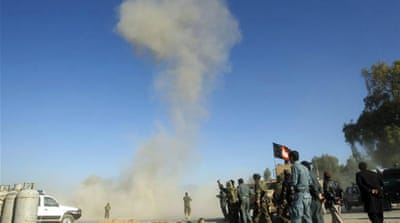 More than 4,600 Afghan soldiers and police have been killed in the fighting this year [Reuters]