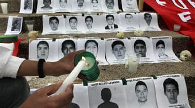 Missing Mexico students: Who is responsible?