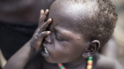 Hunger amid tragedy for South Sudan refugees