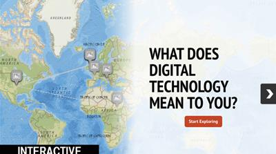 What does digital technology mean to you?