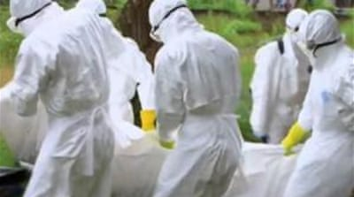 Ebola is worryingly popping up in new places while response to the outbreak remains insufficient [Al Jazeera]