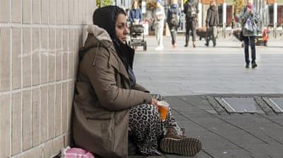 Banning begging in super-wealthy Norway