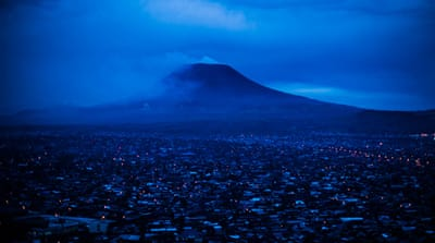 In Pictures: DR Congo's deadly volcano