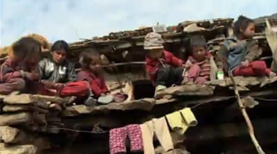 Nepal's Humla residents struggle with hunger
