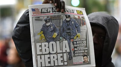 Covering Ebola: Facts, fear and failures