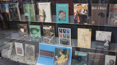 Kurdish bookshop turns page on dark past