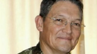 Colombia talks on hold after general snatched