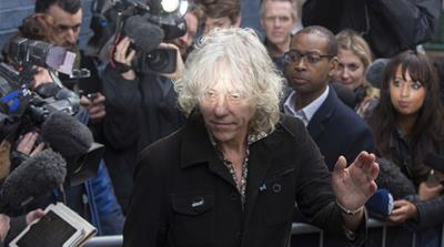 'We got this, Bob Geldof, so back off'