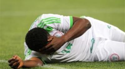 Nigeria finished third in their group [Getty Images]