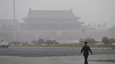 Clearing Beijing's air pollution