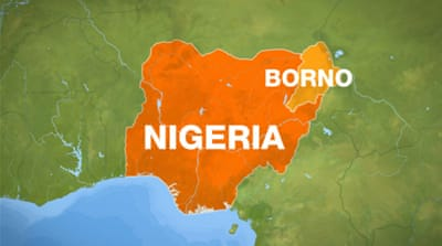 Boko Haram 'kills hundreds' in Nigeria raids