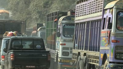 Nepal's deadly roads