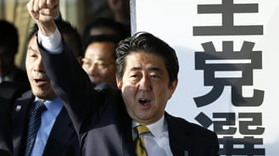 Japan's unwanted election: Why now?
