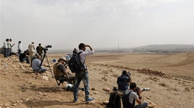 Syria: Journalism under duress