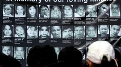 No justice years after Philippines massacre