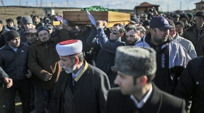 Russia's crackdown on Crimea's Muslims