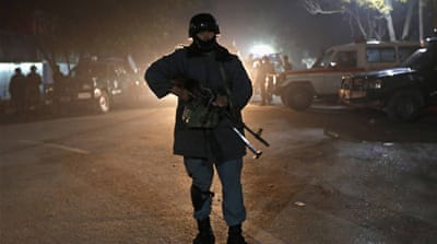 Afghanistan hit by string of Taliban attacks