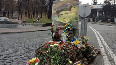 Preserving the memory of Ukraine's uprising