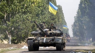 Ukraine sends more troops to east