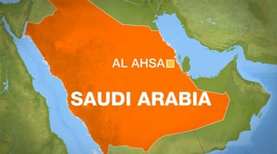 Five killed in Saudi Arabia shooting