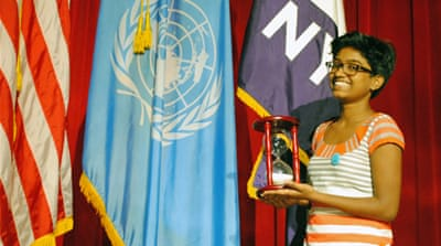 From Mumbai's red-light district to UN award