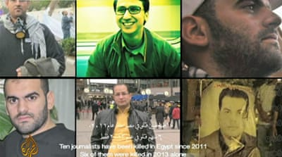 New film exposes Egypt press crackdown