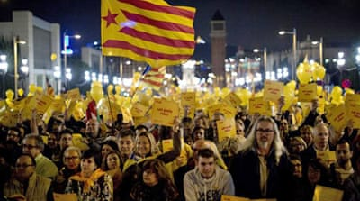 Catalonia's quest for statehood