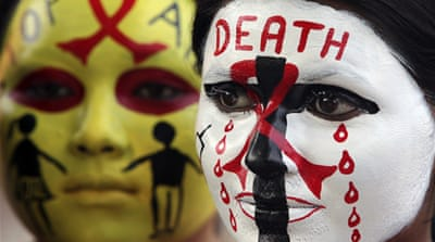 The AIDS pandemic began more than 30 years ago and has killed up to 40 million people worldwide [Reuters]