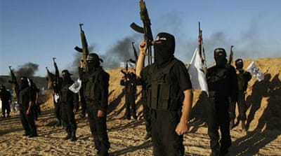 Ansar Beit al-Maqdis which has targeted Egypt's security forces pledged allegiance to ISIL in November [Reuters]