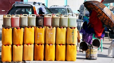 In Pictures: Somalia's resurgent gas sellers