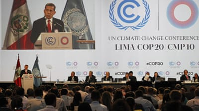 COP 20: The cost of climate change