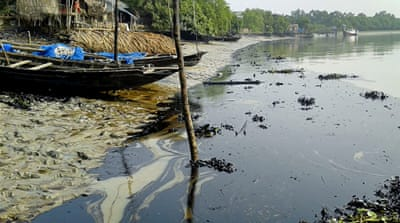 Bangladesh oil spill could spell doom