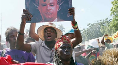 Haiti prime minister resigns amid protests