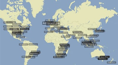 #illridewithyou took off globally as this graph shows [Trendsmap]
